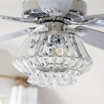 Diy Chandelier Ceiling Fan