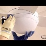How To Remove Dome Light Cover From Ceiling Fan