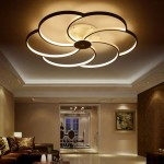 Large Ceiling Light Fixtures