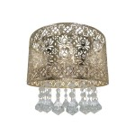 Rose Ceiling Lamp Shade