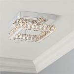 Square Flush Mount Ceiling Light Canada