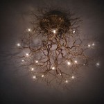 Tree Branch Ceiling Lights