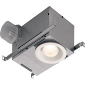 Ceiling Bathroom Exhaust Fan With Recessed Light