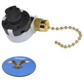 Ceiling Fan Pull Chain Light Switch 4 Wire