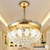Ceiling Fans With Chandelier Light