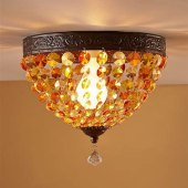 Creative Ceiling Light Covers
