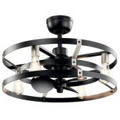 Creative Lighting Ceiling Fans