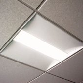 Drop Ceiling Commercial Lighting