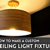 How To Make Ceiling Light