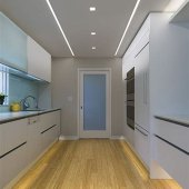 Led Strip Lights In Ceiling